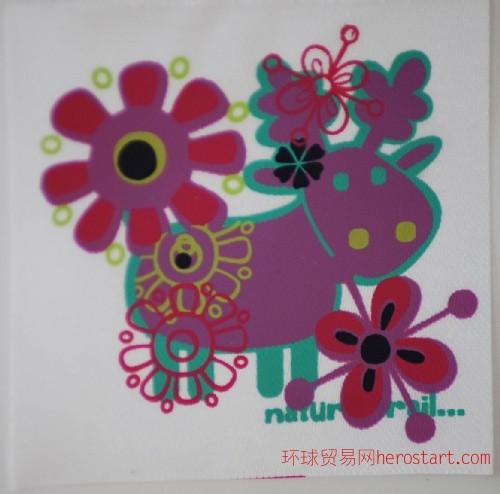 缎带5色丝网印刷商标5