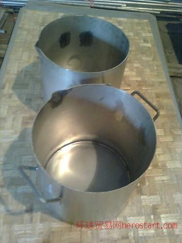 钛桶,钛加热罐,钛管,钛电解槽
