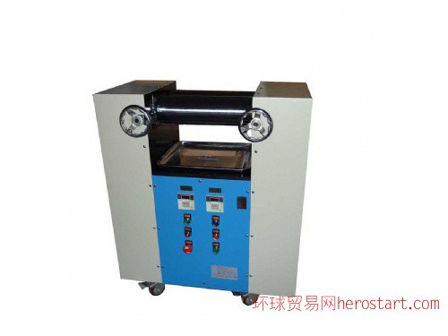 电热双辊筒压片开炼机(PVC粒用)  压片机