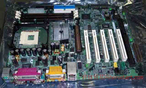 工控主板税控主板ISA主板ISA槽ISA板845S