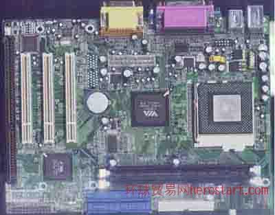 工控、税控ISA主板带ISA插槽主板8601A
