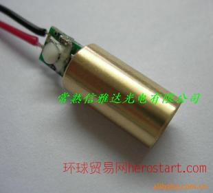 红光点式激光模组 常熟信雅达光电