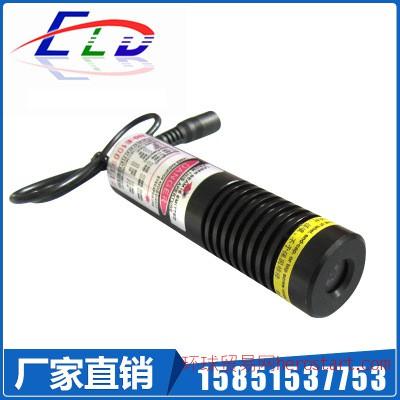 激光点状十字二极管模组 半导体防水防尘激光模组