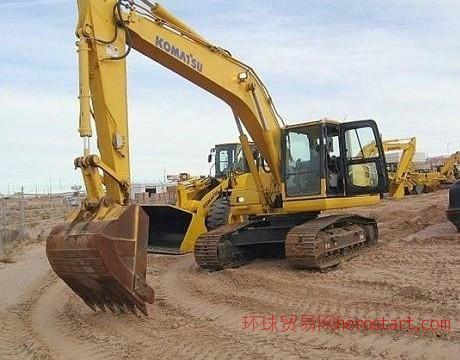 纯原装进口二手小松挖掘机全国直销交易市场