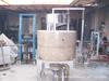 高程麦饭石面粉石磨