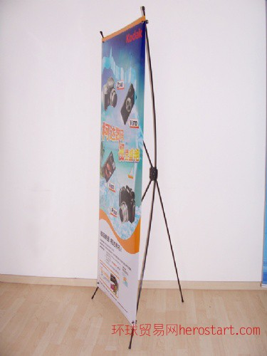 韩式X展示架制作 进口写真机保持画面的质量完美