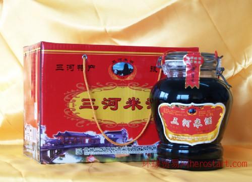 1.5L 安徽特产 三河米酒