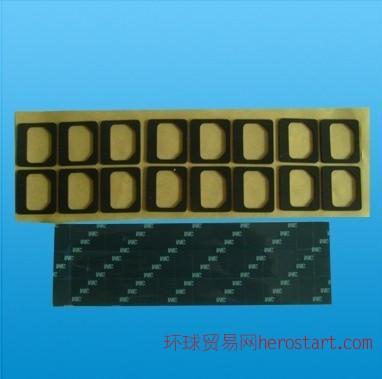 泉州宏沃供应PORON泡棉胶垫   PORON防滑胶垫   慢回弹泡棉