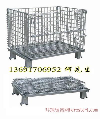 深圳仓库笼,深圳美式仓库笼,工业仓库笼图片