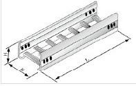 XQJ-LQJ-01BP型铝合金托盘桥架
