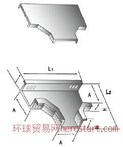 XQJ-ZBQ-C-01A2阻燃槽式直通