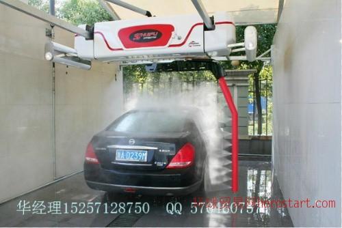 全自动洗车机设备厂家公司 高压洗车机 快速洗车机 好的洗车机