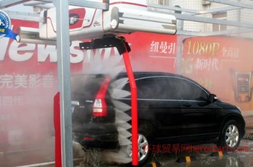 无接触洗车机 全自动洗车机 新款洗车机 好的洗车机设备