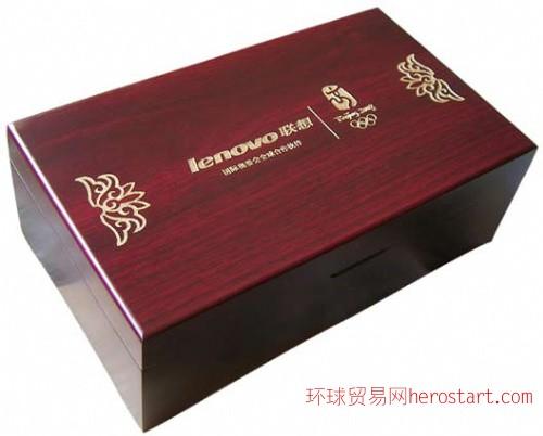 木制酒盒激光打标加工