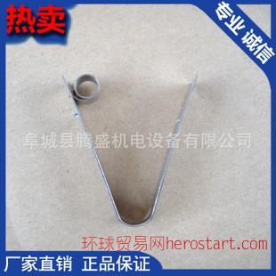 压簧 不锈钢异形扭转锁具弹簧压簧 五金精密异形夹具弹簧