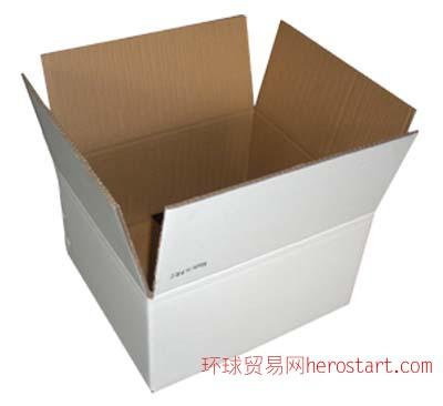 广水白板纸箱
