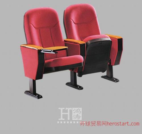 塑胶壳礼堂椅