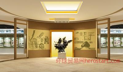 郑州校史馆设计装修