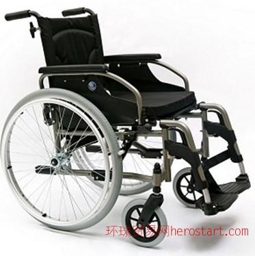 卫美恒V300豪华航空铝多功能轮椅