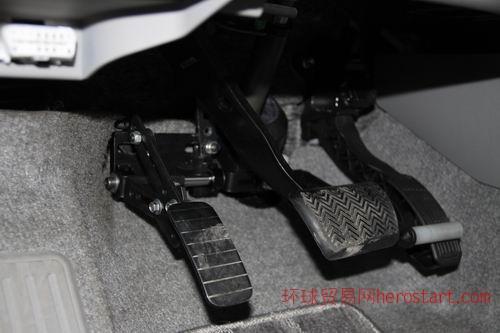 左脚辅助装置升级版最新左脚油门迁延装置