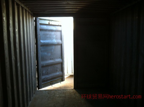 青岛二手旧集装箱