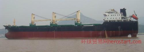 25000吨散货船