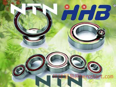 茂名NTN轴承惠州推力球52214轴承浩弘原厂进口轴承代理商