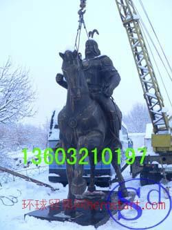 将军雕塑 人物铜雕 景观铜雕
