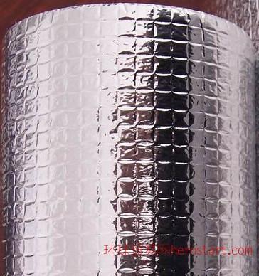 编织布铝膜