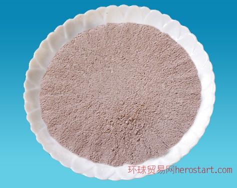 刹车片、蹄原材料企业(耀邦摩擦材料有限公司)供应优质摩擦材料原材料——鋯英粉