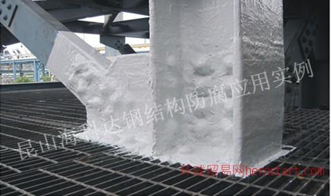 KHEDA钢结构螺栓连接处防腐密封系统