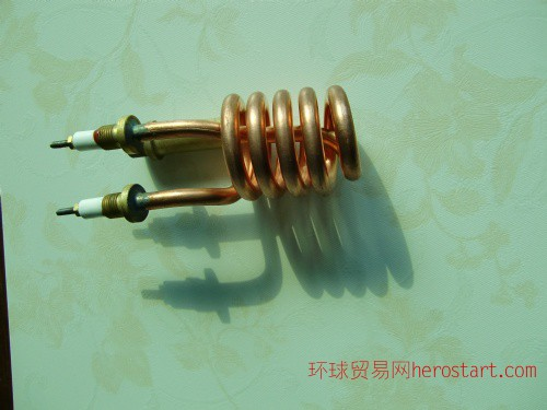 电热水龙头发热管,电热管。