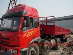 南通通洋运输有限公司提供国内陆运货运业务