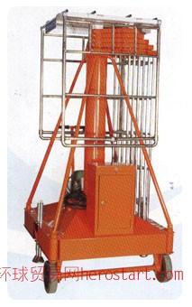 套缸式升降机,高空作业平台首选济南龙豪