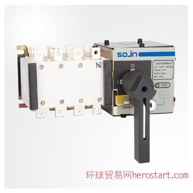 SJQ5系列PC级双电源自动转换开关