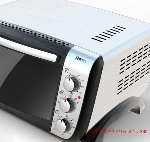专业提供烤箱外观设计结构设计