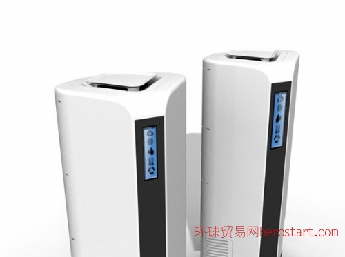 提供空气净化器设计/外观设计/工业设计