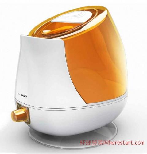 专业提供加湿器外观设计结构设计