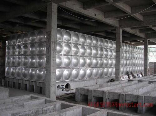 广西自洁消毒式不锈钢水箱