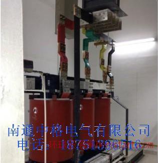 变压器母线补偿器装置图