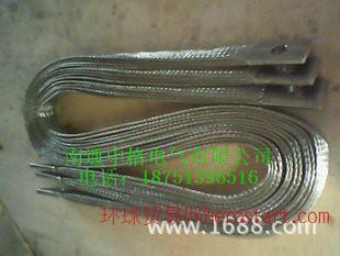耐高温镍编织线软连接 铜编织线软连接