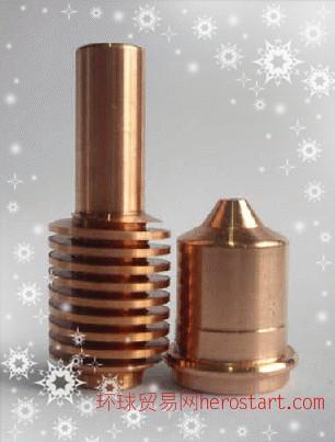 美国MAX海宝1650电极喷嘴,1650割嘴,导电嘴,电咀,屏蔽罩