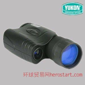 育空河/育兰yukon NV Spirit幽灵系列 4X50 单筒夜视仪(Patrol巡逻4X50升级款 24042B