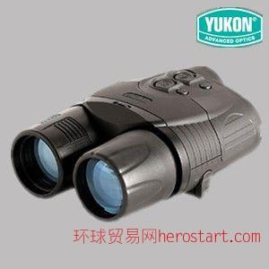 Yukon育空河 5x42加强型 红外线微光 数码夜视仪 #28046