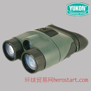 Yukon育空河 3X42海盗增强型双筒夜视仪 #25028