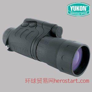 Yukon育空河 NVMT 3x50 2代+单筒红外线夜视仪 #24057