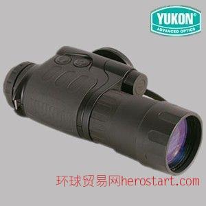 Yukon育空河 艾森龙EXELON 4x50 一代+单筒夜视仪 #24102