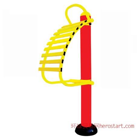 哈尔滨小区健身运动器材伸脊架
