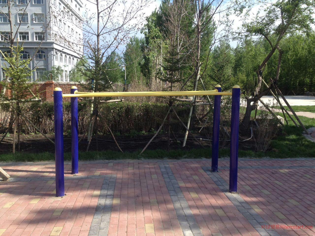 哈尔滨社区公园全民健身器材漫步机