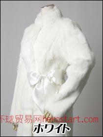 生产批发各种兔皮服装(